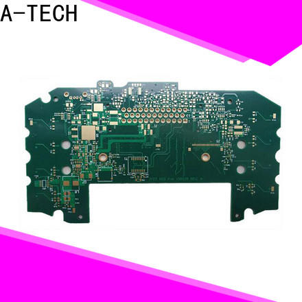 A-TECH Wholesale high quality multilayer flex pcb custom made for led