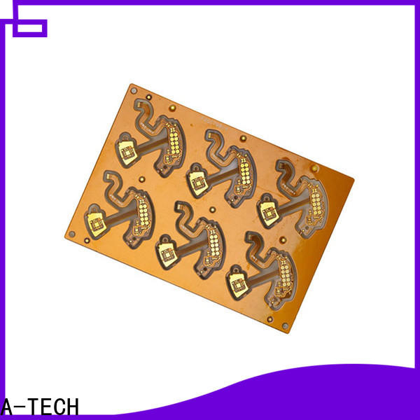 A-TECH single sided pcb circuit board manufacturer custom made