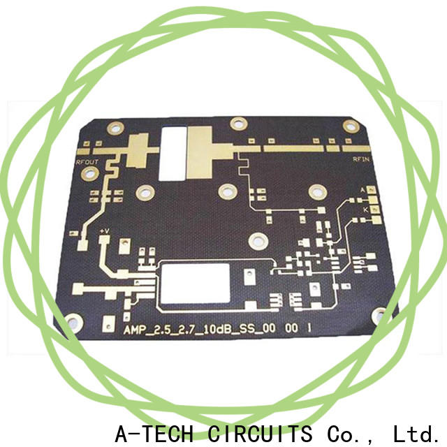 A-TECH flexible proto pcb boards double sided