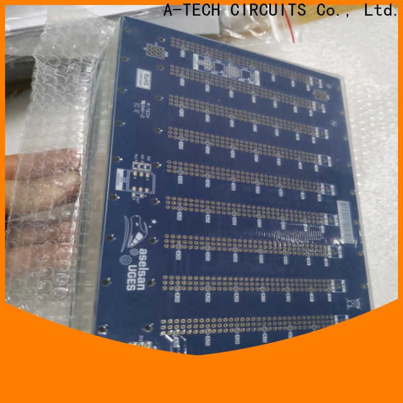 A-TECH China pcb factory manufacturers for led