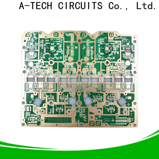 A-TECH edge annular ring pcb Suppliers for sale