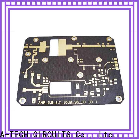 OEM high quality custom pcb cost flexible top selling for led