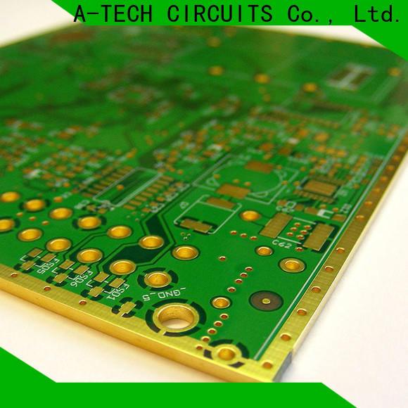 buried micro vias pcb thick copper company for sale