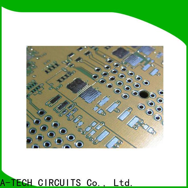 A-TECH Bulk buy hasl pcb surface finish bulk production at discount
