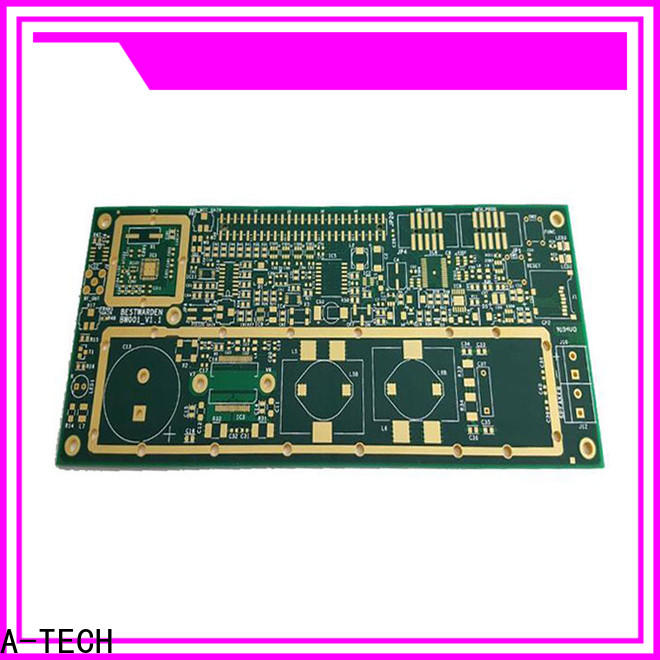 A-TECH Custom OEM printed circuit board design software multi-layer for wholesale