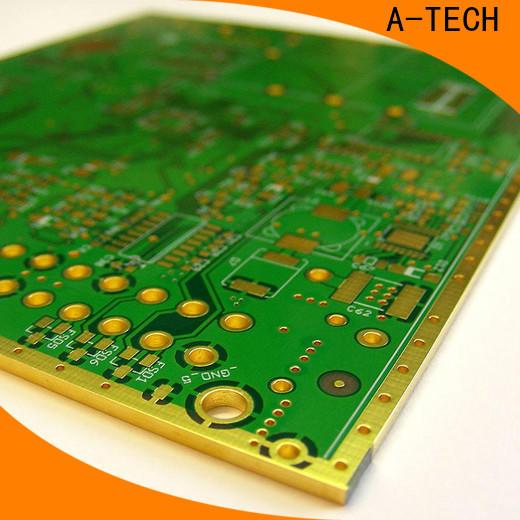 A-TECH impedance 2oz copper pcb company for wholesale