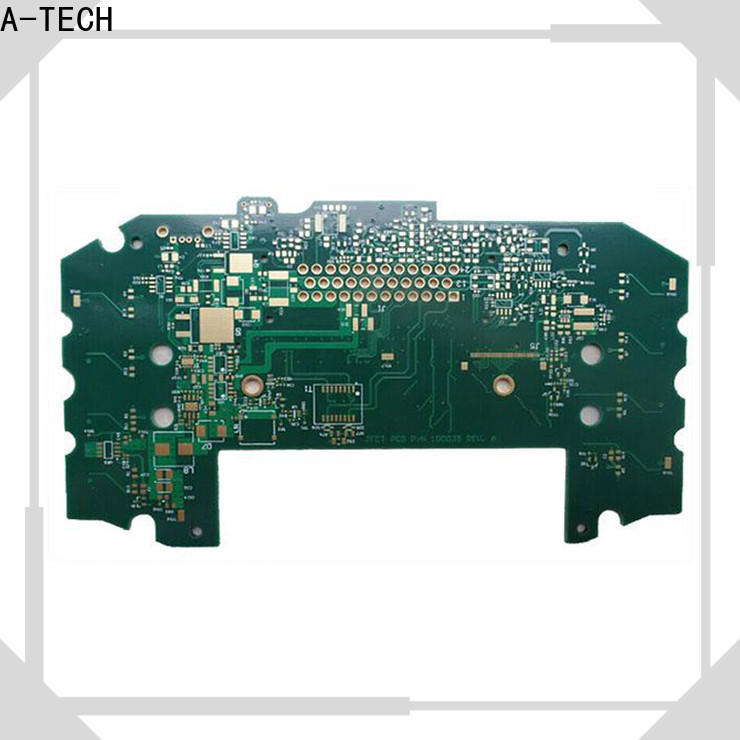A-TECH rigid rogers pcb material company for led