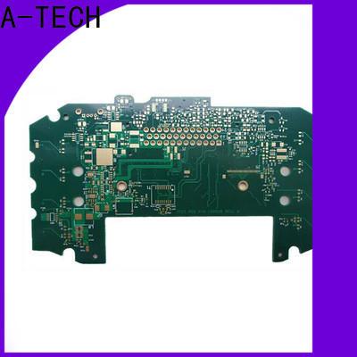 A-TECH aluminum surface mount led pcb custom made for wholesale