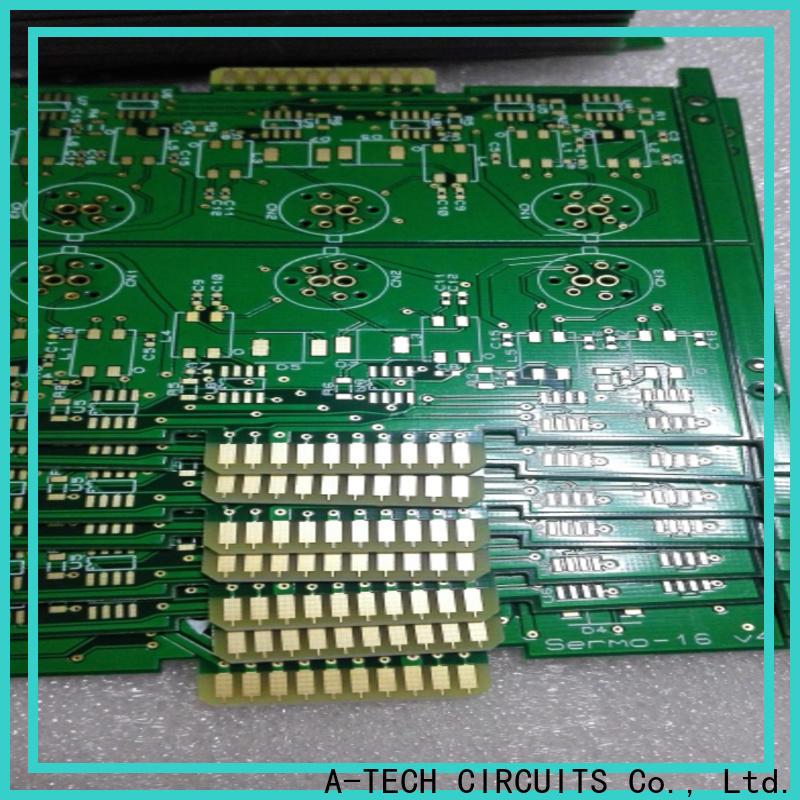 A-TECH speaker circuit board custom made at discount