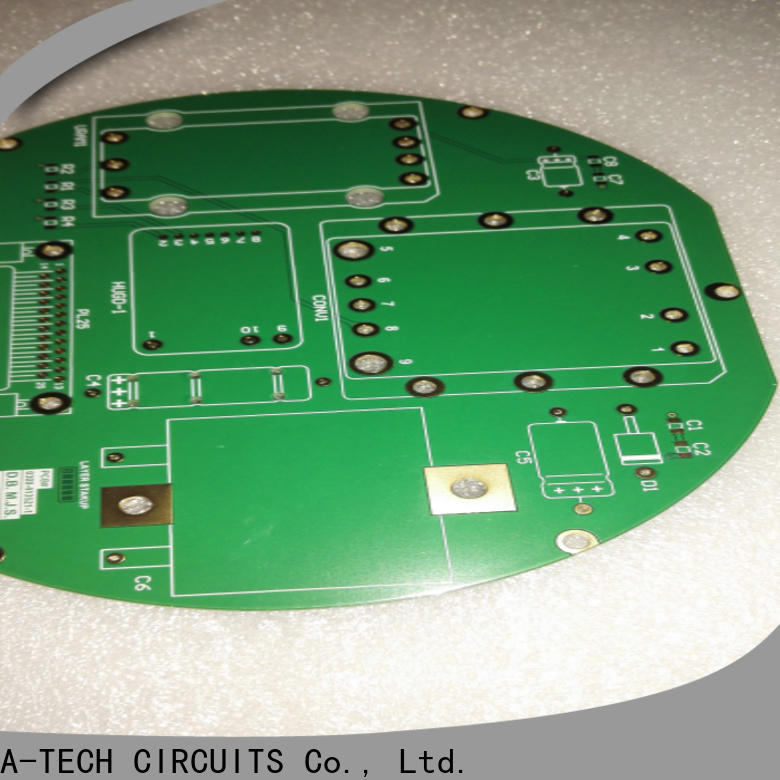 A-TECH Custom ODM making circuit boards manufacturers for led