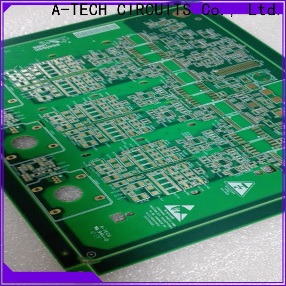A-TECH Bulk purchase high quality through hole pcb custom made at discount