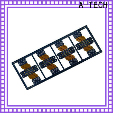 A-TECH rigid printed circuit board flexible Suppliers at discount