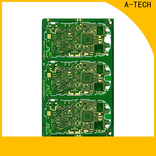 A-TECH Wholesale custom pcb free manufacturers at discount