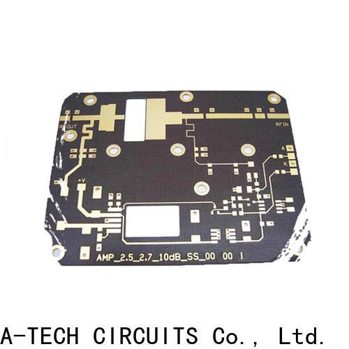A-TECH microwave rogers pcb manufacturers