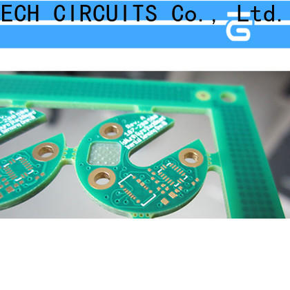 A-TECH thick copper countersunk pcb best price for sale
