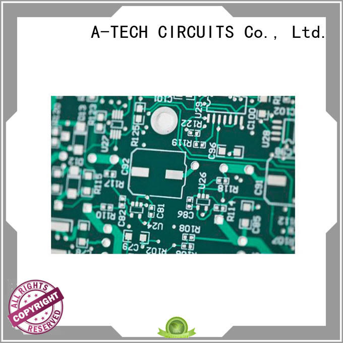 A-TECH high quality enig pcb cheapest factory price for wholesale