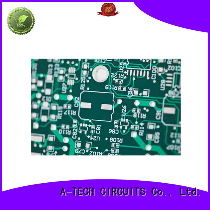 A-TECH high quality immersion silver pcb free delivery at discount
