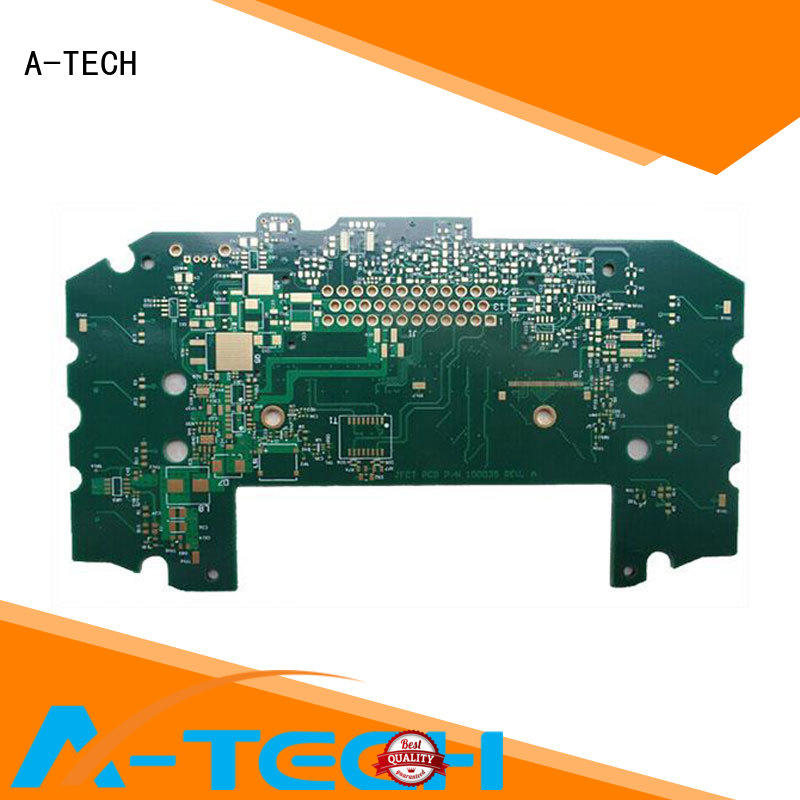 A-TECH microwave PCB prototype manufacturer multi-layer