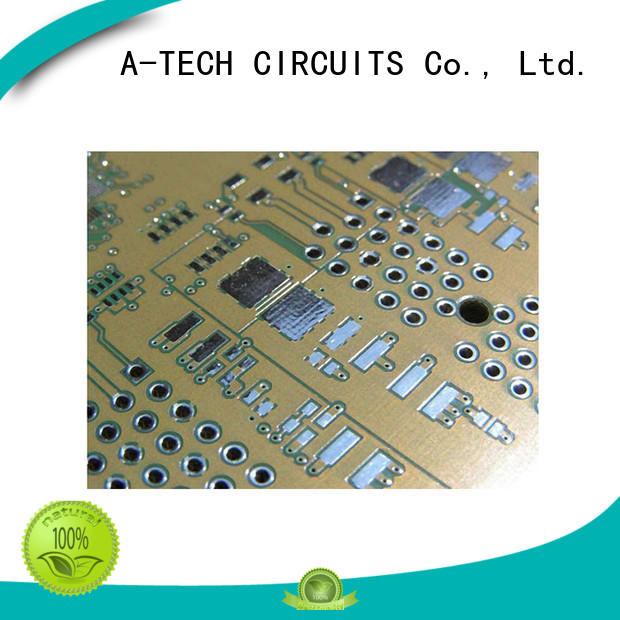 A-TECH highly-rated immersion silver pcb bulk production for wholesale