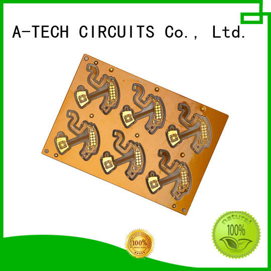 metal core multilayer pcb flexible custom made at discount