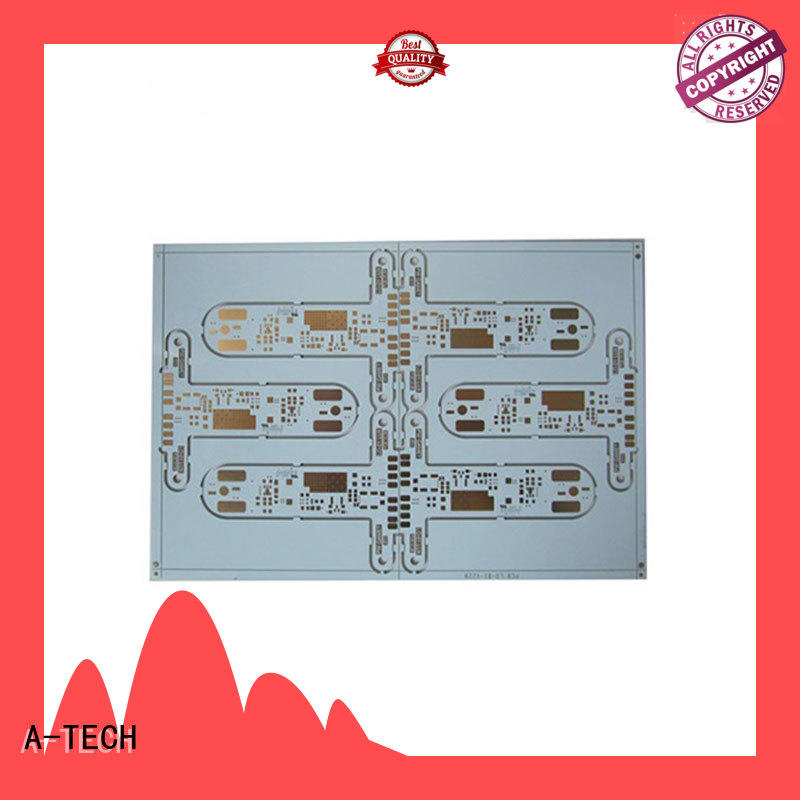 A-TECH single sided multilayer pcb multi-layer for led