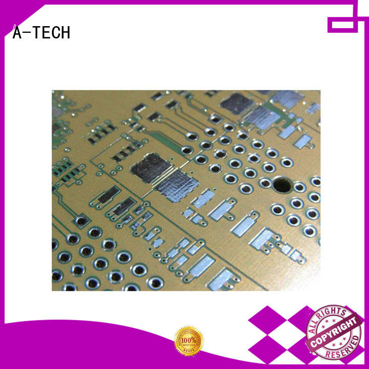 A-TECH mask enig pcb bulk production at discount