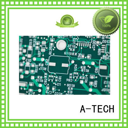 A-TECH ink enig pcb cheapest factory price at discount
