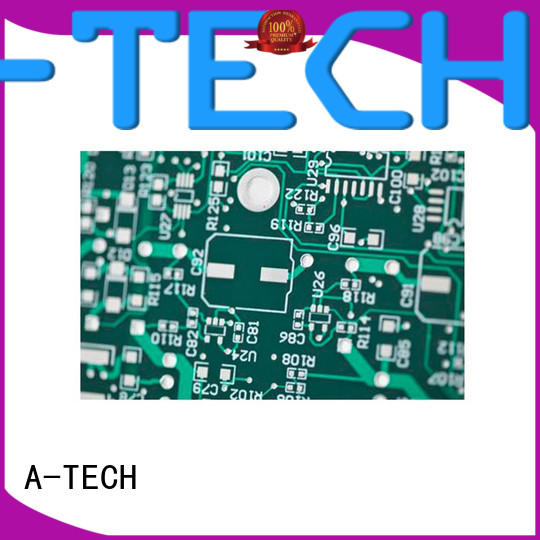 A-TECH leveling hasl pcb cheapest factory price at discount