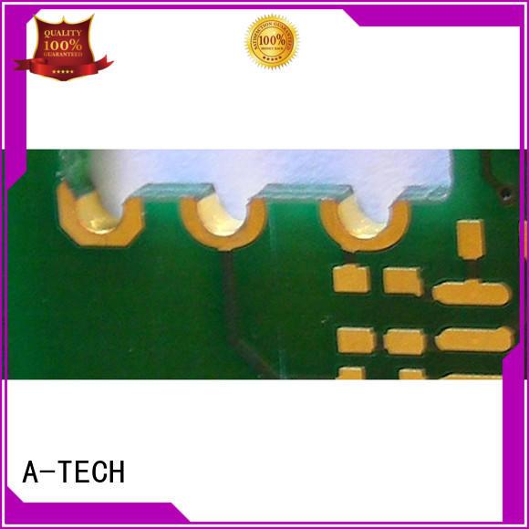 A-TECH half depth countersink pcb durable for wholesale
