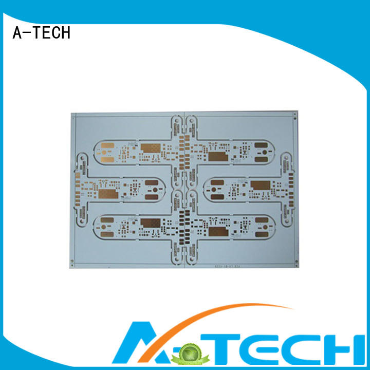 A-TECH rogers led pcb double sided for led