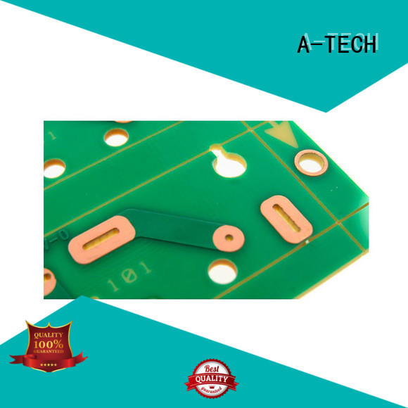A-TECH hot-sale enig pcb cheapest factory price at discount