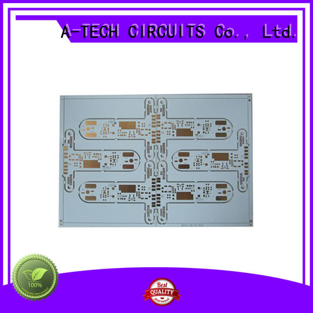 A-TECH aluminum rogers pcb double sided