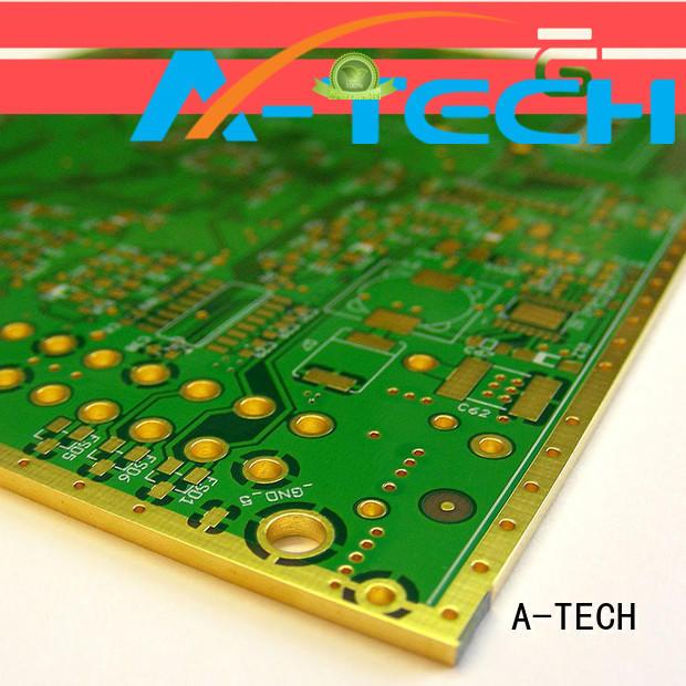 A-TECH half depth impedance control pcb durable top supplier