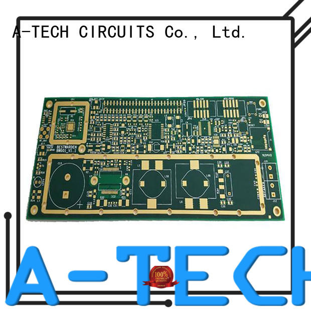 rogers microwave rf pcb double sided for wholesale