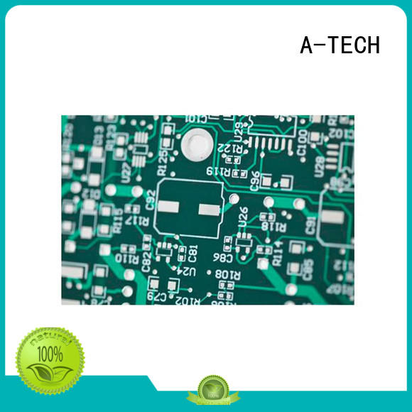 A-TECH high quality osp pcb finish leveling for wholesale
