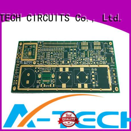 A-TECH aluminum pcb custom made