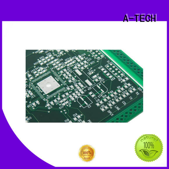 A-TECH silver immersion silver pcb bulk production at discount