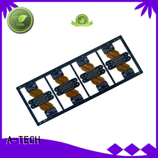 A-TECH quick turn rogers pcb multi-layer for wholesale