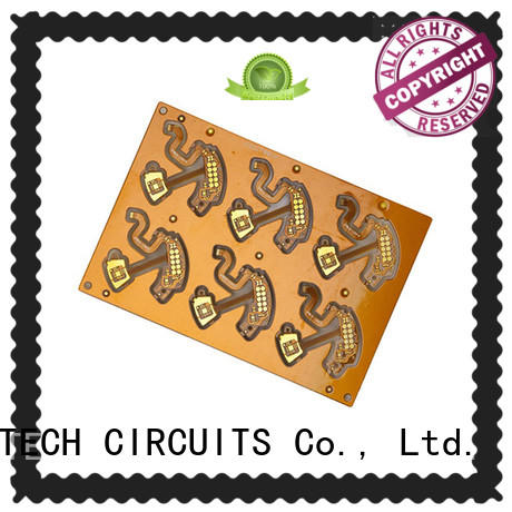 A-TECH microwave led pcb board single sided for led
