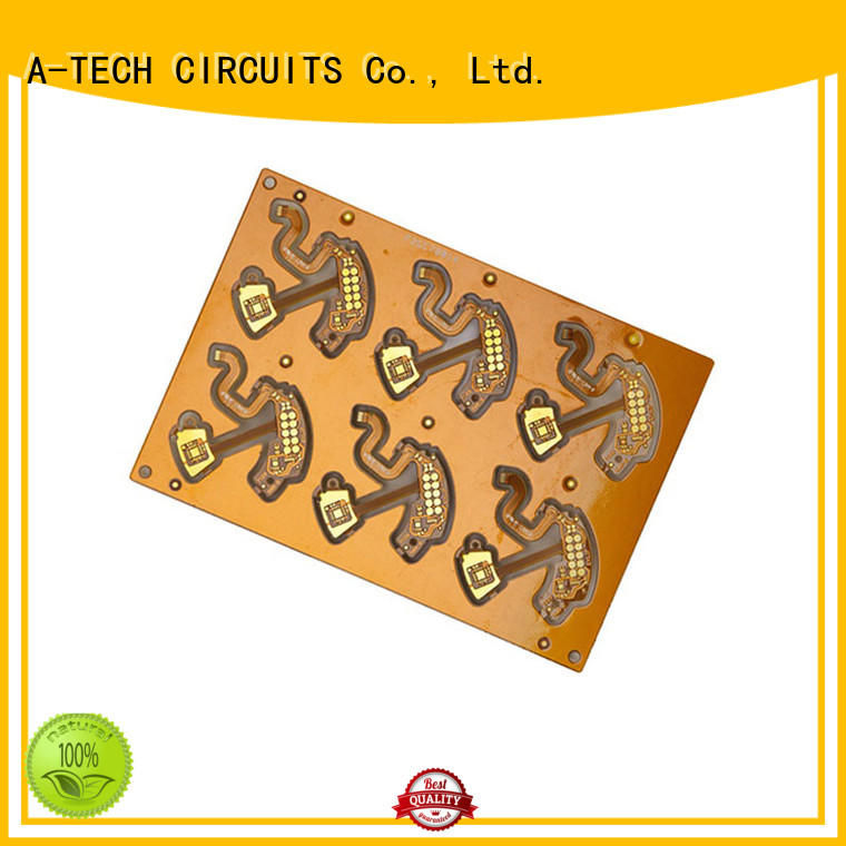 PCB prototype manufacturer rigid A-TECH