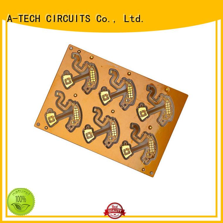 PCB prototype manufacturer rigid A-TECH