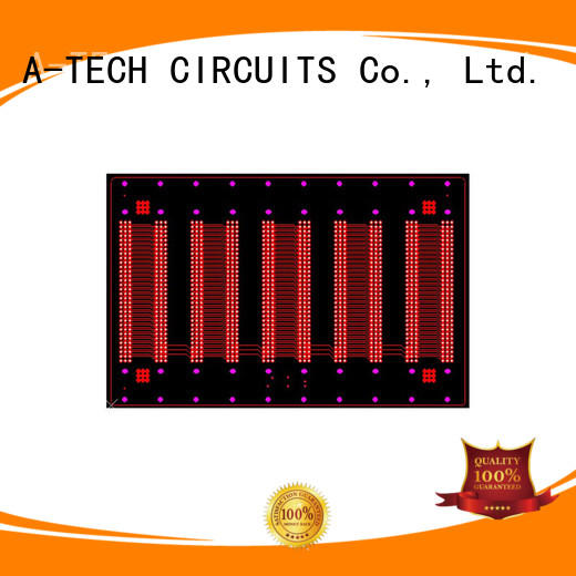 A-TECH impedance hybrid pcb durable at discount