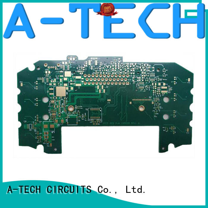 A-TECH rigid single-sided PCB custom made