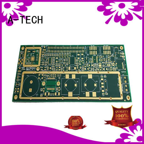 A-TECH microwave PCB prototyping for led