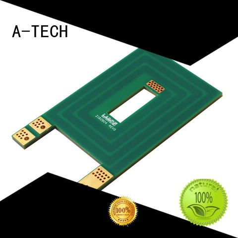 A-TECH buried edge plating pcb best price for sale