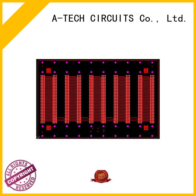 A-TECH routing impedance control pcb durable at discount