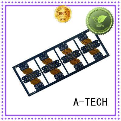 A-TECH quick turn single-sided PCB custom made