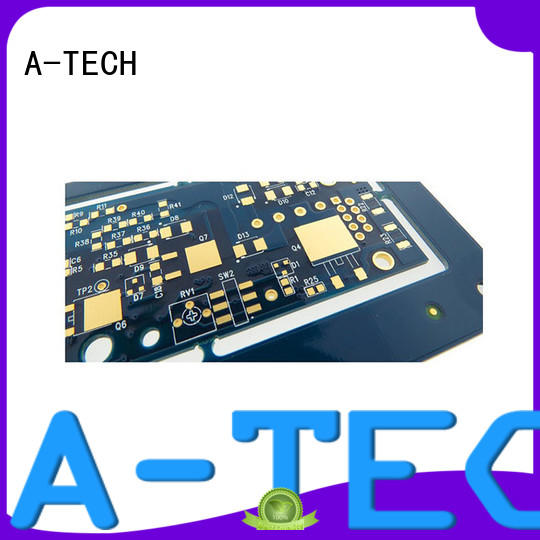A-TECH mask immersion gold pcb free delivery for wholesale