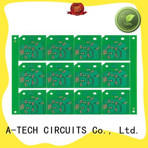 A-TECH quick turn flexible pcb