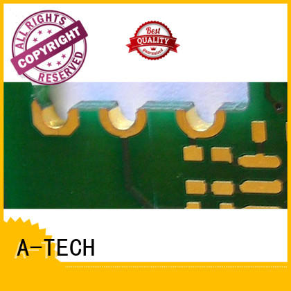 A-TECH counter sink via in pad pcb hot-sale top supplier